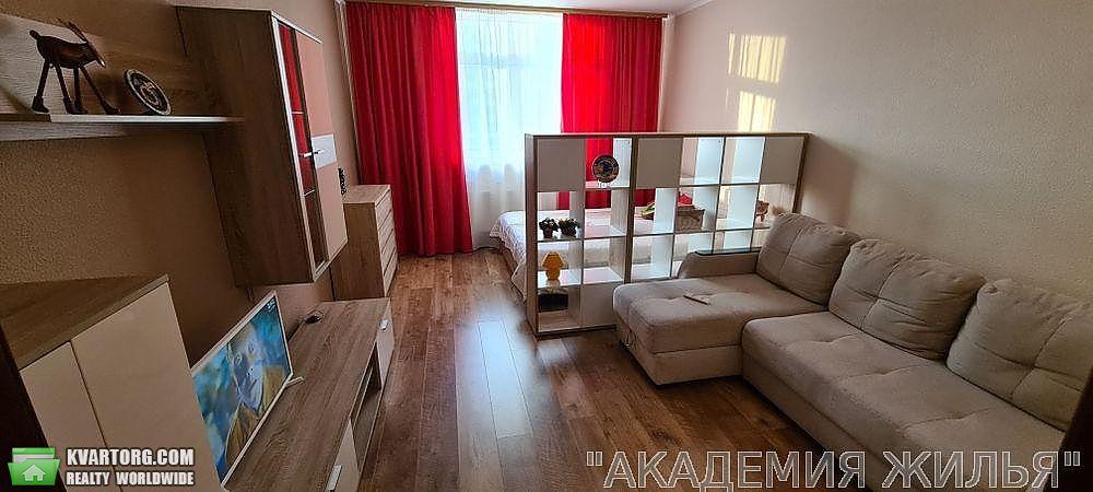 сдам 1-комнатную квартиру Киев, ул.кульженков  33 - Фото 1