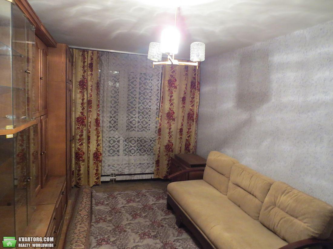 сдам 1-комнатную квартиру Киев, ул.Рокоссовского пр 6-Б - Фото 1