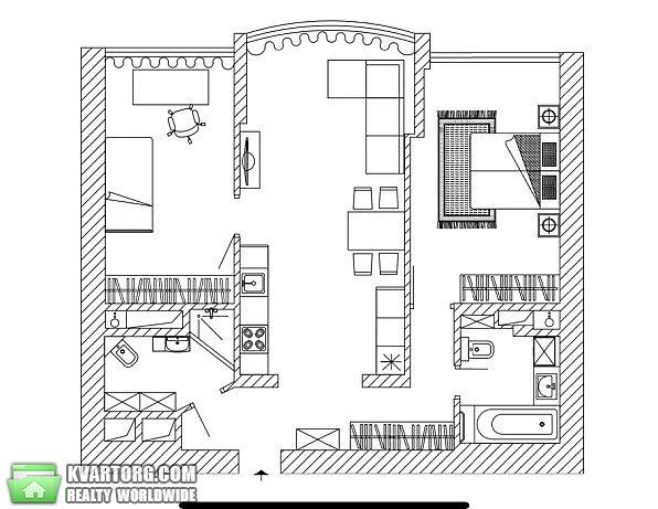 сдам 3-комнатную квартиру Киев, ул. Героев Сталинграда пр 2д - Фото 9