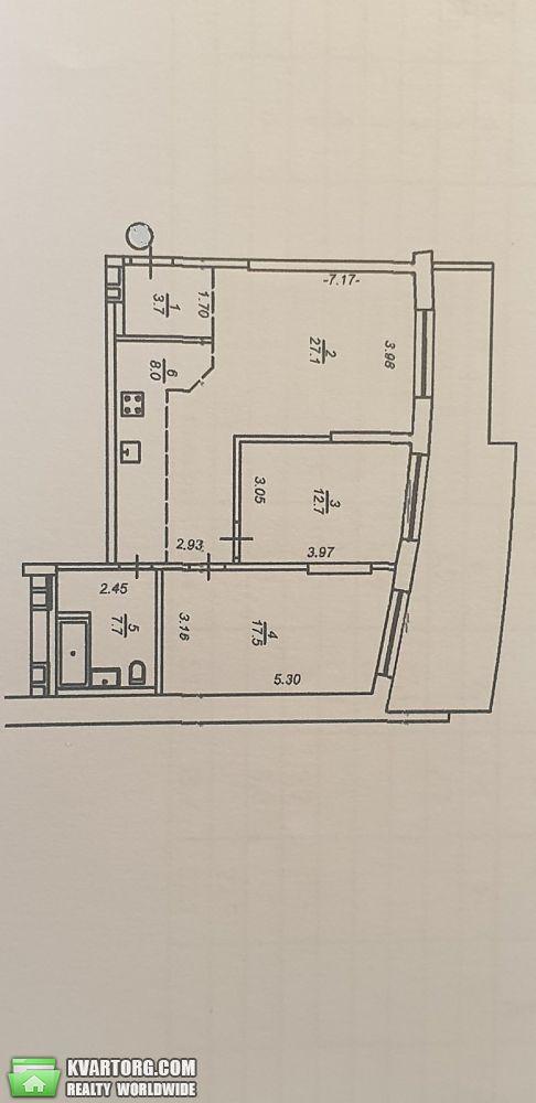 продам 3-комнатную квартиру Киев, ул.Парково- Сырецкая 4в - Фото 2