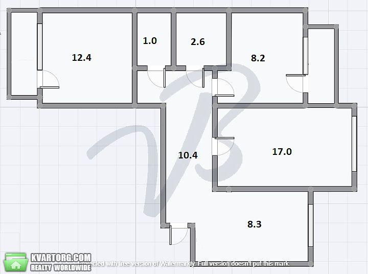 продам 3-комнатную квартиру Киев, ул.Армянская 3 - Фото 8