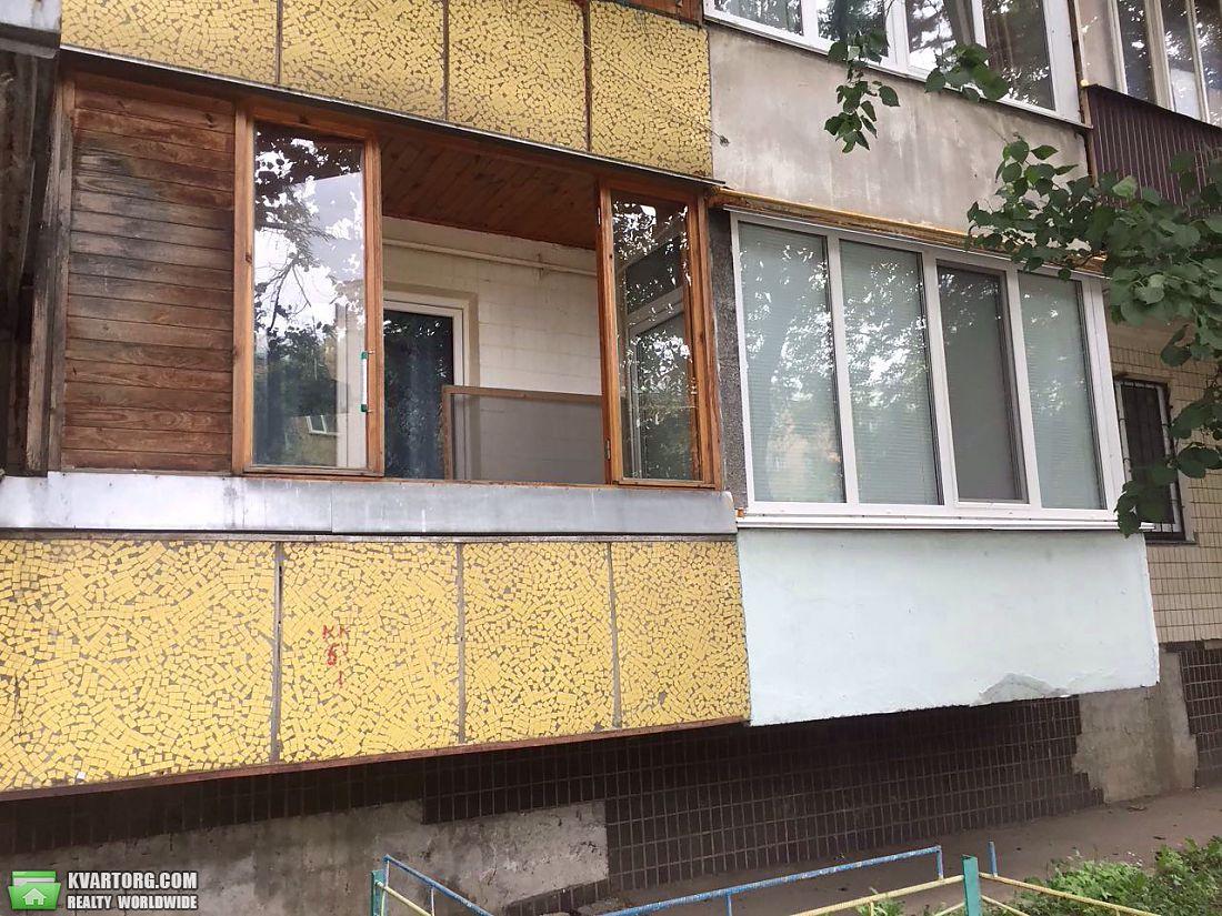 продам 1-комнатную квартиру Киев, ул. Автозаводская 27 - Фото 8