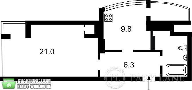 продам 2-комнатную квартиру. Киев, ул. Руданского 3а. Цена: 80000$  (ID 1797128) - Фото 6
