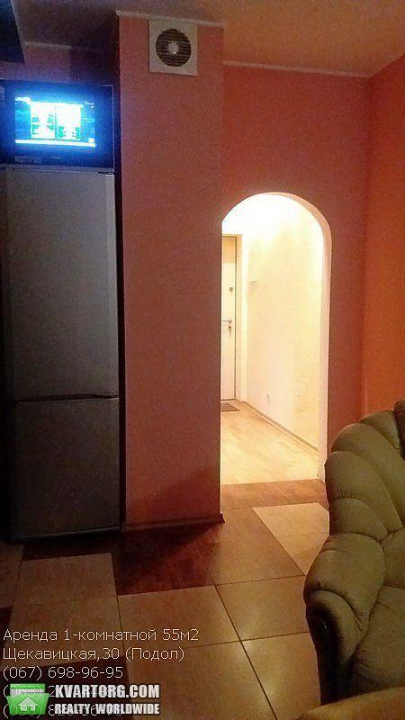 сдам 1-комнатную квартиру Киев, ул. Щекавицкая 30 - Фото 6