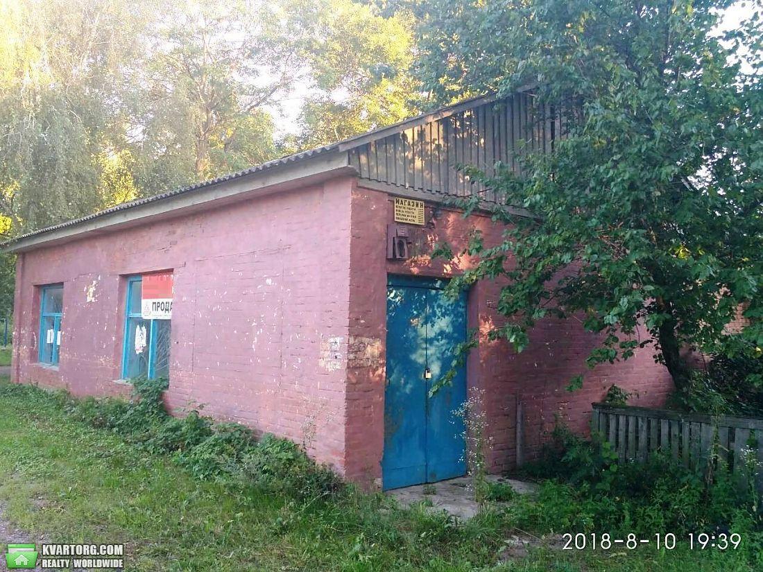 продам магазин Чернигов, ул.Чернигов, с. Буды - Фото 1