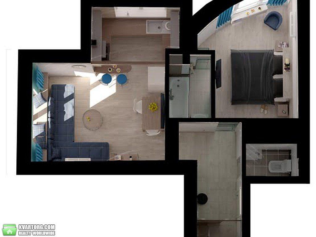 сдам 1-комнатную квартиру Киев, ул. Оболонский пр 54 - Фото 9
