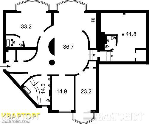 продам 5-комнатную квартиру Киев, ул.Горького 140 - Фото 10