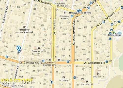 продам 4-комнатную квартиру Киев, ул.Владимирская улица 78 - Фото 8
