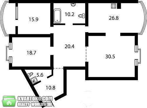 сдам 3-комнатную квартиру Киев, ул. Оболонская наб 15 - Фото 9