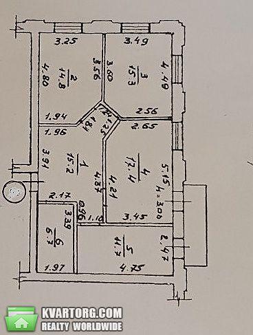 продам 3-комнатную квартиру Одесса, ул.Вавилова 382 - Фото 7