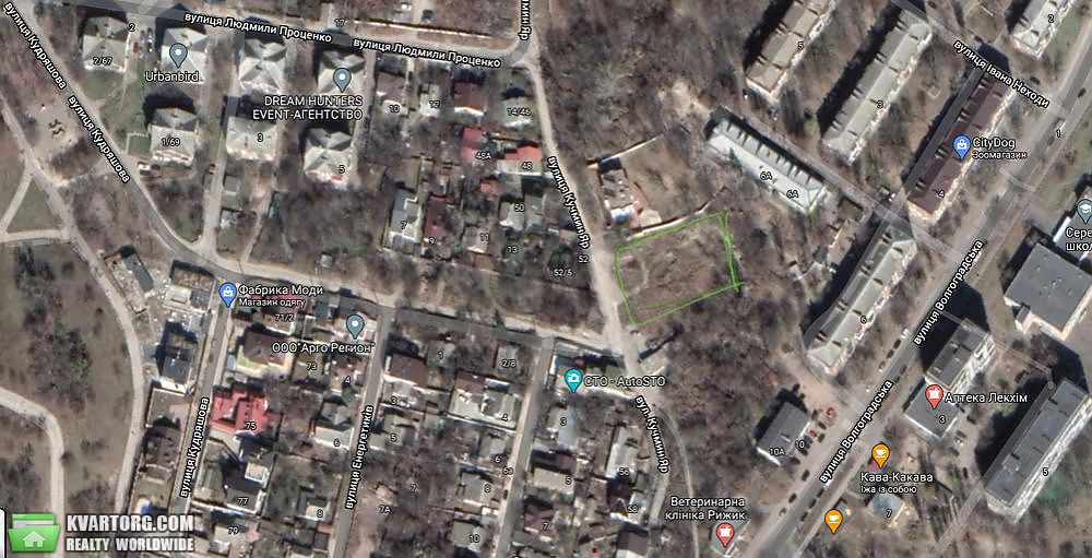 продам участок Киев, ул.Кучмин Яр 59 - Фото 3