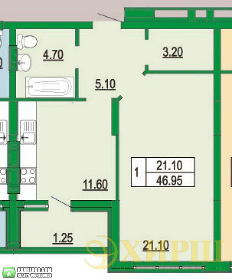продам 1-комнатную квартиру. Киев, ул. Вильямса 19/14. Цена: 74500$  (ID 2027662) - Фото 4