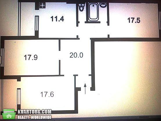 продам 3-комнатную квартиру. Киев, ул. Пчелки . Цена: 95000$  (ID 2229965) - Фото 10