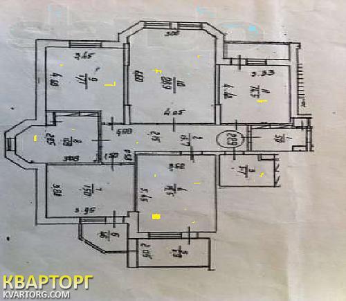 продам 4-комнатную квартиру Киев, ул.Клиническая улица 23/25 - Фото 2