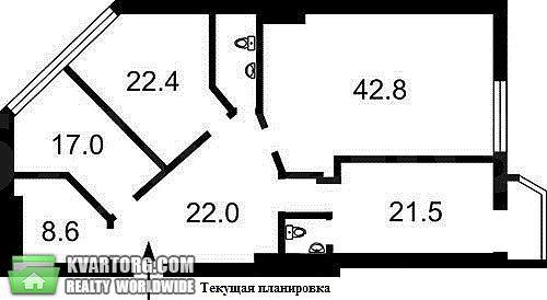 продам 3-комнатную квартиру. Киев, ул. Владимирская 49а. Цена: 366000$  (ID 2001122) - Фото 10