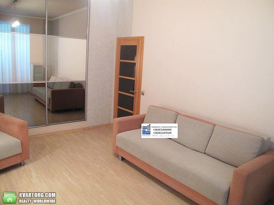 сдам 1-комнатную квартиру Киев, ул. Паньковская - Фото 1