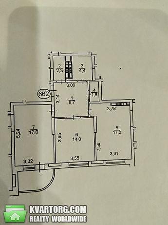 продам 2-комнатную квартиру Киев, ул. Кондратюка 5 - Фото 10