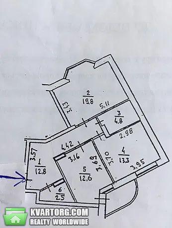 продам 2-комнатную квартиру Киев, ул.Руданского 4 - Фото 6