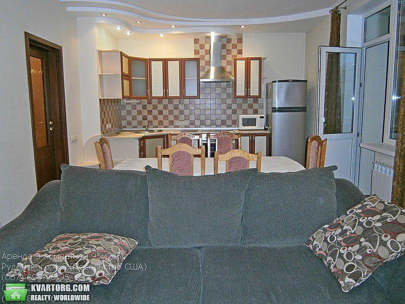 сдам 3-комнатную квартиру Киев, ул. Руданского 4 - Фото 2