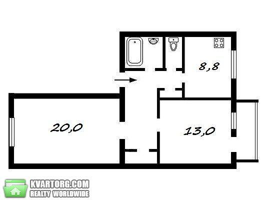 продам 2-комнатную квартиру Киев, ул. Автозаводская 27б - Фото 1