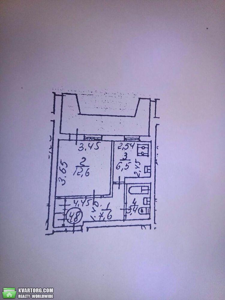 продам 1-комнатную квартиру Киев, ул. Быкова бул 7 - Фото 6