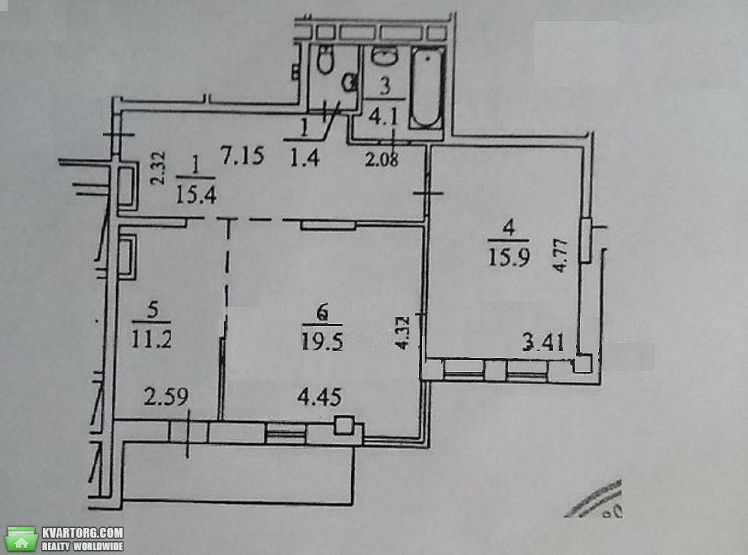 продам 2-комнатную квартиру Киев, ул. Ольгинская 6 - Фото 4