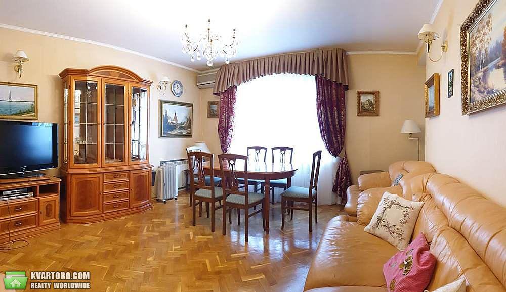 сдам 3-комнатную квартиру Киев, ул. Леси Украинки бул 9В - Фото 1