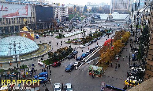 сдам квартиру посуточно. Киев,   Гринченко - фото 1