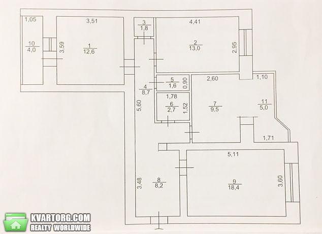 продам 3-комнатную квартиру Киев, ул. Тимошенко 18 - Фото 6