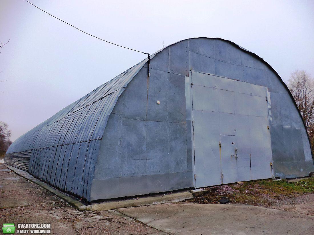 сдам склад Чернигов, ул.Чернигов, промзона - Фото 2