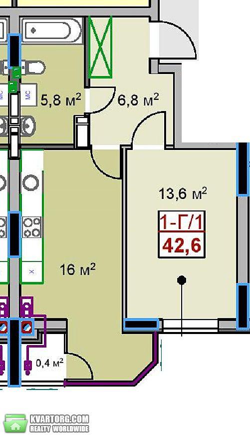 продам 1-комнатную квартиру Ирпень, ул. Университетская 1с - Фото 2