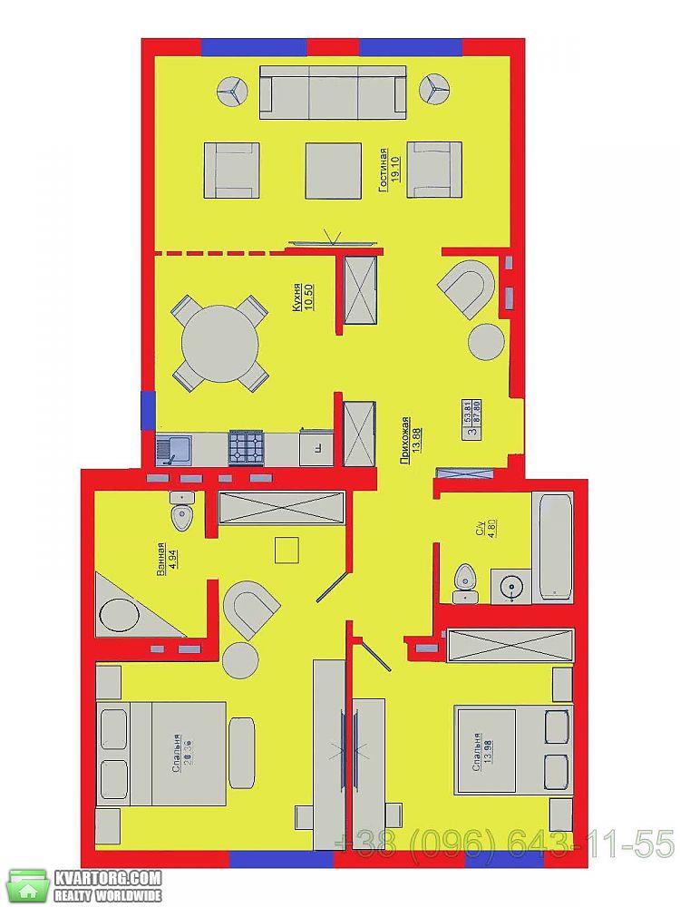 продам 3-комнатную квартиру Одесса, ул.Елочная - Фото 2