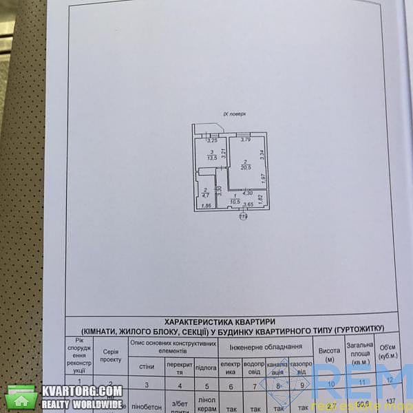 продам 1-комнатную квартиру. Одесса, ул. Малиновского . Цена: 38000$  (ID 2242901) - Фото 4