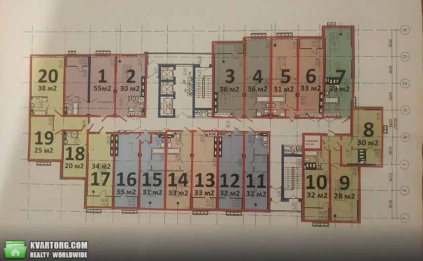 продам 3-комнатную квартиру Киев, ул. Победы пр 11 - Фото 2