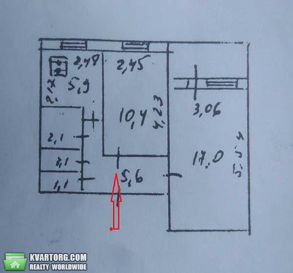 продам 2-комнатную квартиру Киев, ул. Оболонский пр 37в - Фото 2