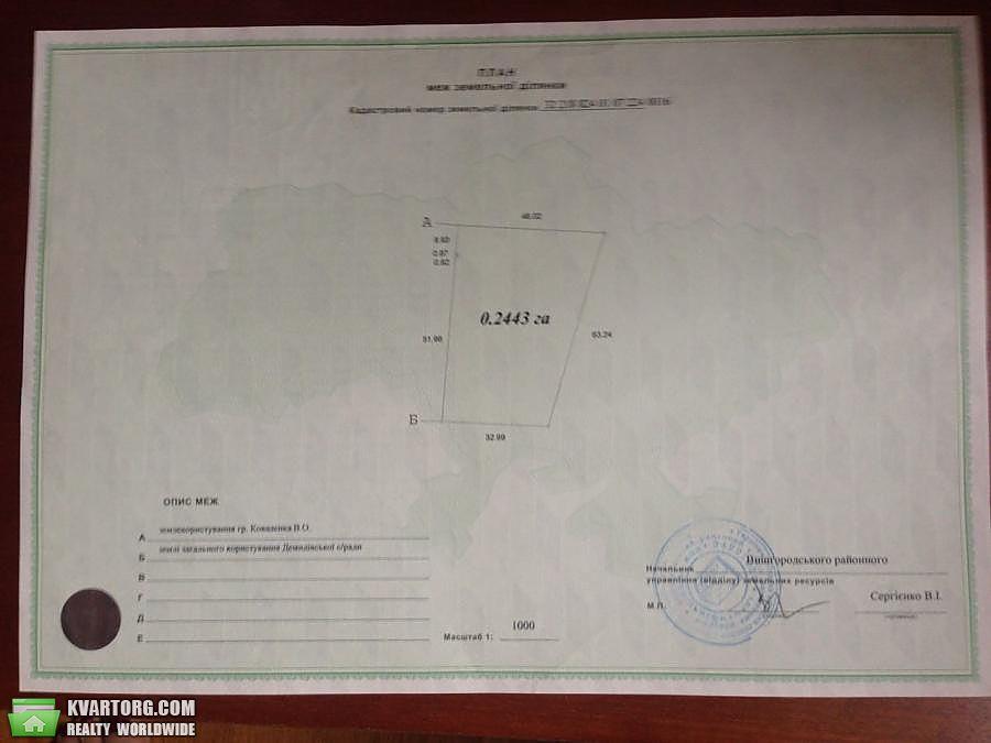 продам участок Вышгород, ул.Молодежная - Фото 3