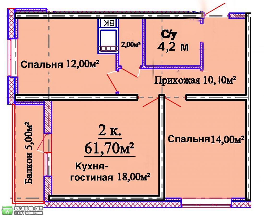 продам 2-комнатную квартиру Одесса, ул. Толбухина 135 - Фото 4