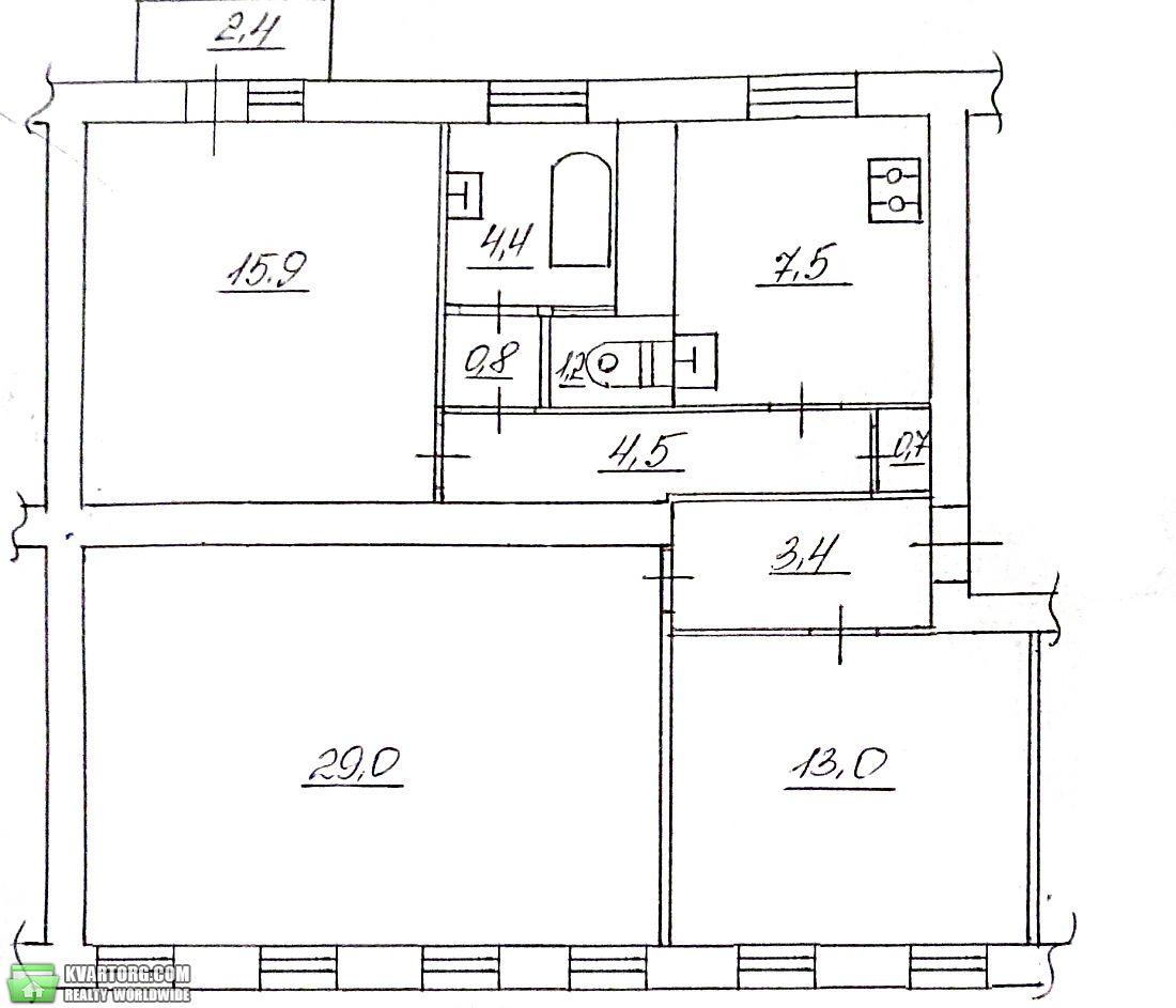 продам 3-комнатную квартиру Киев, ул. Победы пр 43 - Фото 7
