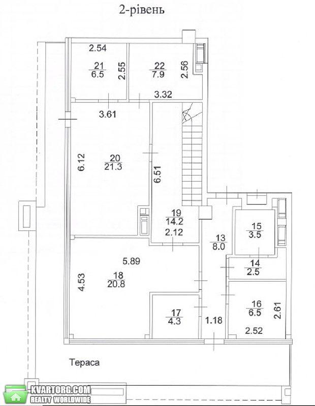 продам многокомнатную квартиру Киев, ул.Саперное поле 5 - Фото 5
