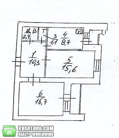 продам 2-комнатную квартиру Киев, ул. Героев Сталинграда пр 20а - Фото 5