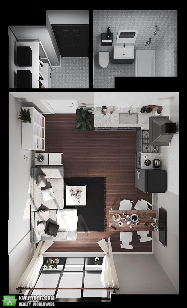 продам 1-комнатную квартиру Киев, ул. Грузинская - Фото 4