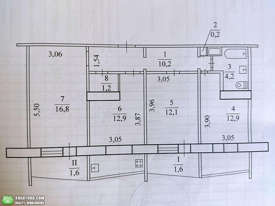 продам 3-комнатную квартиру Днепропетровск, ул.Славы бульвар 7 - Фото 9
