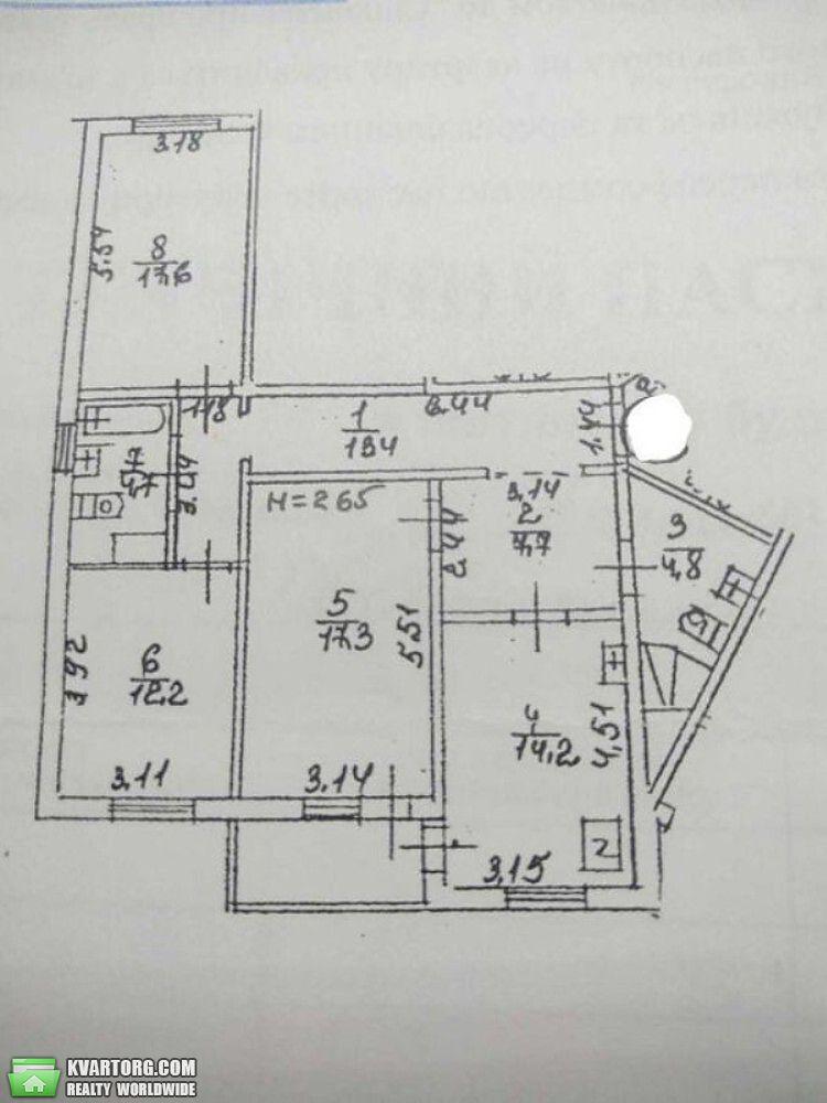 продам 3-комнатную квартиру Киев, ул. Оболонский пр 36д - Фото 8