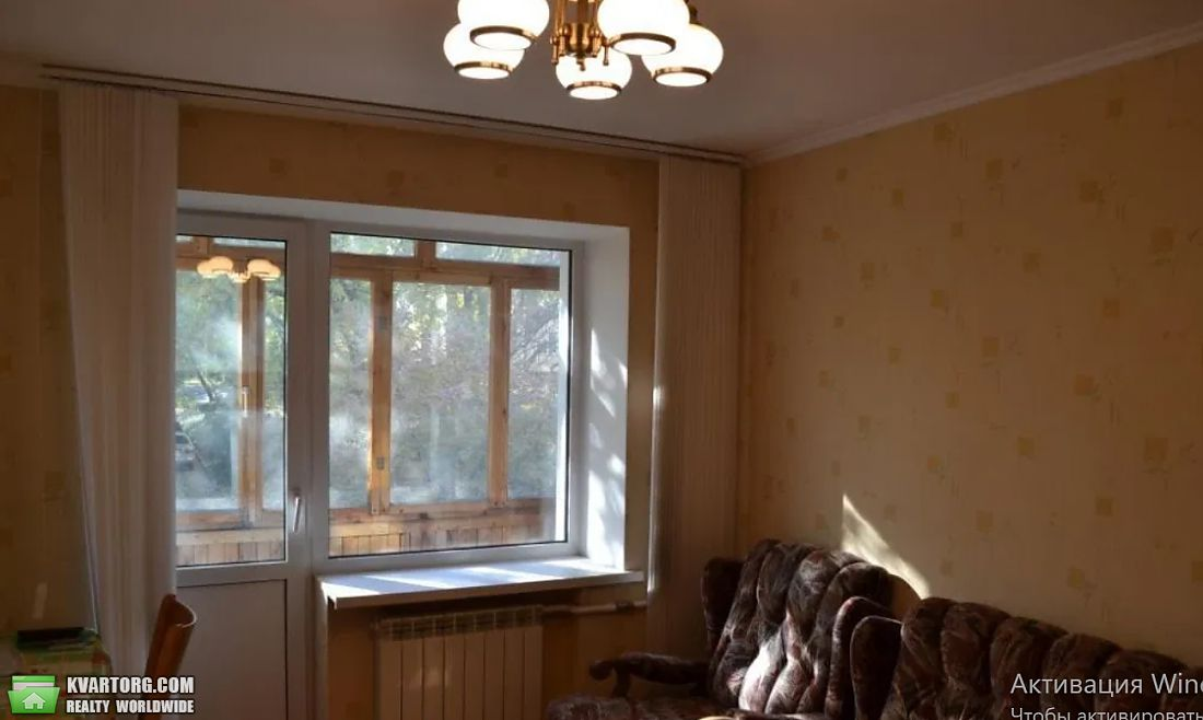 сдам 1-комнатную квартиру Киев, ул. Голосеевский пр 46а - Фото 7