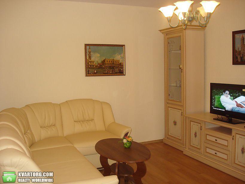 сдам 3-комнатную квартиру Киев, ул. Пушиной 49 - Фото 1