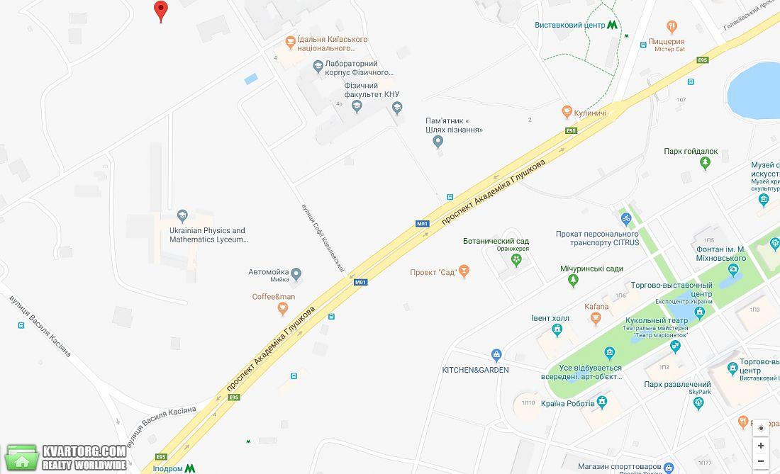 продам 1-комнатную квартиру Киев, ул. Глушкова пр 6 - Фото 8