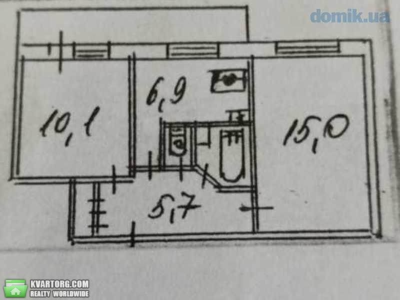 продам 2-комнатную квартиру Киев, ул. Малиновского 3 - Фото 6