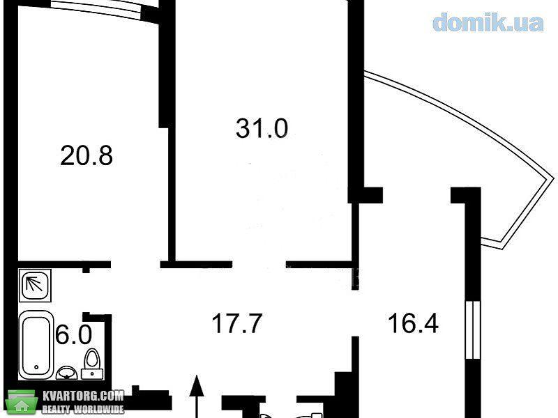 продам 2-комнатную квартиру Киев, ул. Героев Сталинграда пр 12е - Фото 9