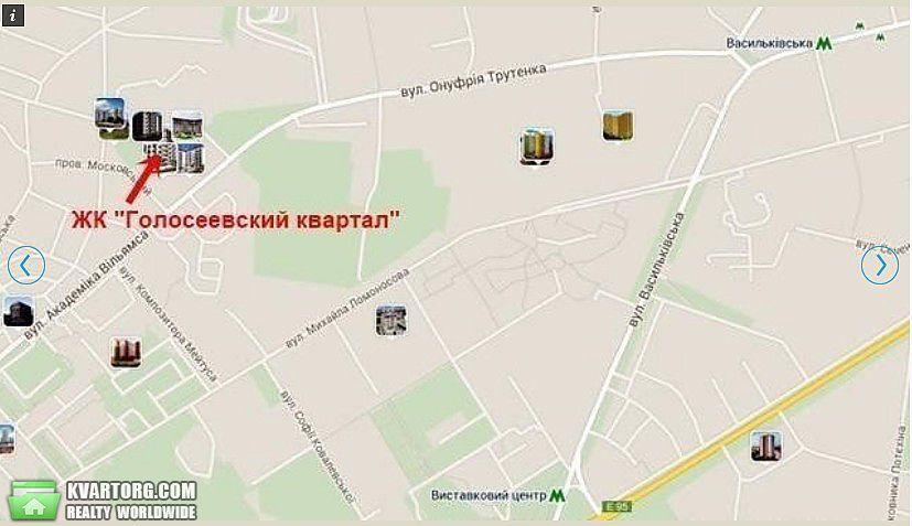 сдам 1-комнатную квартиру. Киев, ул. Вильямса 6В. Цена: 376$  (ID 2000907) - Фото 8