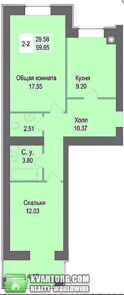 продам 2-комнатную квартиру. Киев, ул.Соборная 126. Цена: 29043$  (ID 2017145) - Фото 9